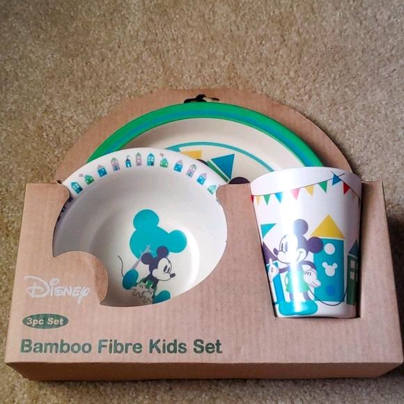 Disney Bamboo Kits Set